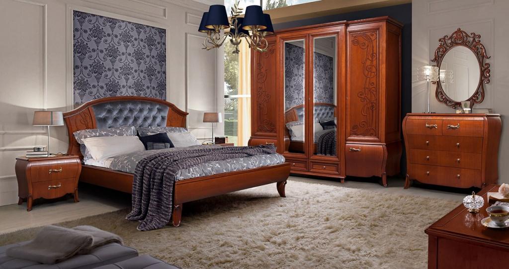 Спальня Тесоро